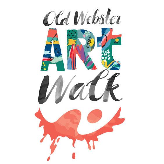 Old Webster Art Walk