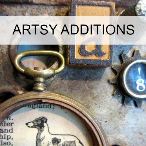 ARTSY ADDITIONS