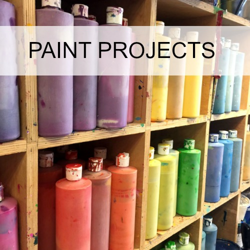 PAINT PROJECTS