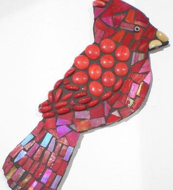 Cardinal Mosaic