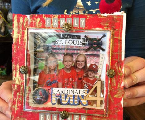 Cardinals 8×8 W Plexi