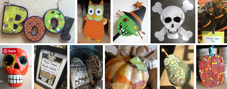 Halloween Art Project Ideas | Yucandu Art Studio, St. Louis, MO