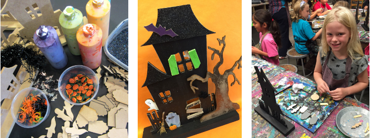 Kids' Halloween Workshops | Yucandu Art Studio St. Louis