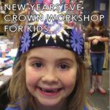 New Years Eve Crown Workshop, Grades K-5th