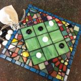 Mosaic Tic Tac Toe Game