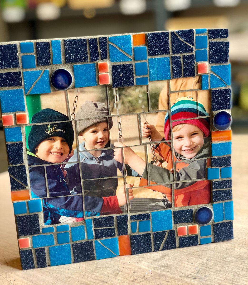 Photo Mosaic 10×10