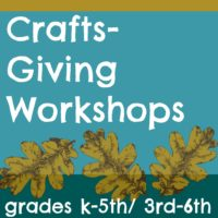 crafts giving sq