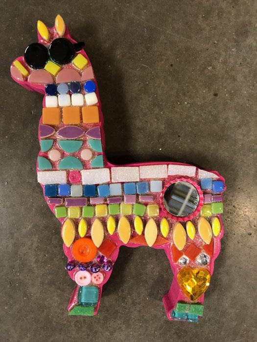 Llama Mosaic