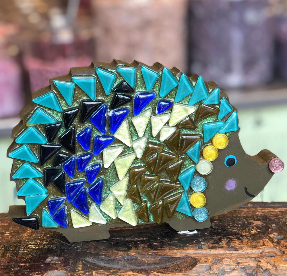 Mosaic Hedgehog