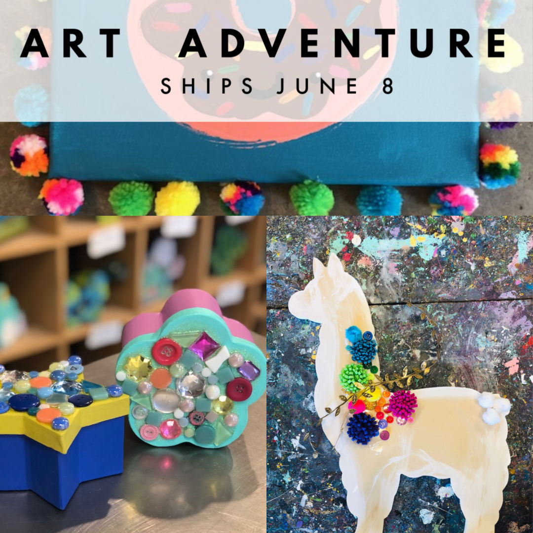 Art Adventure Kit