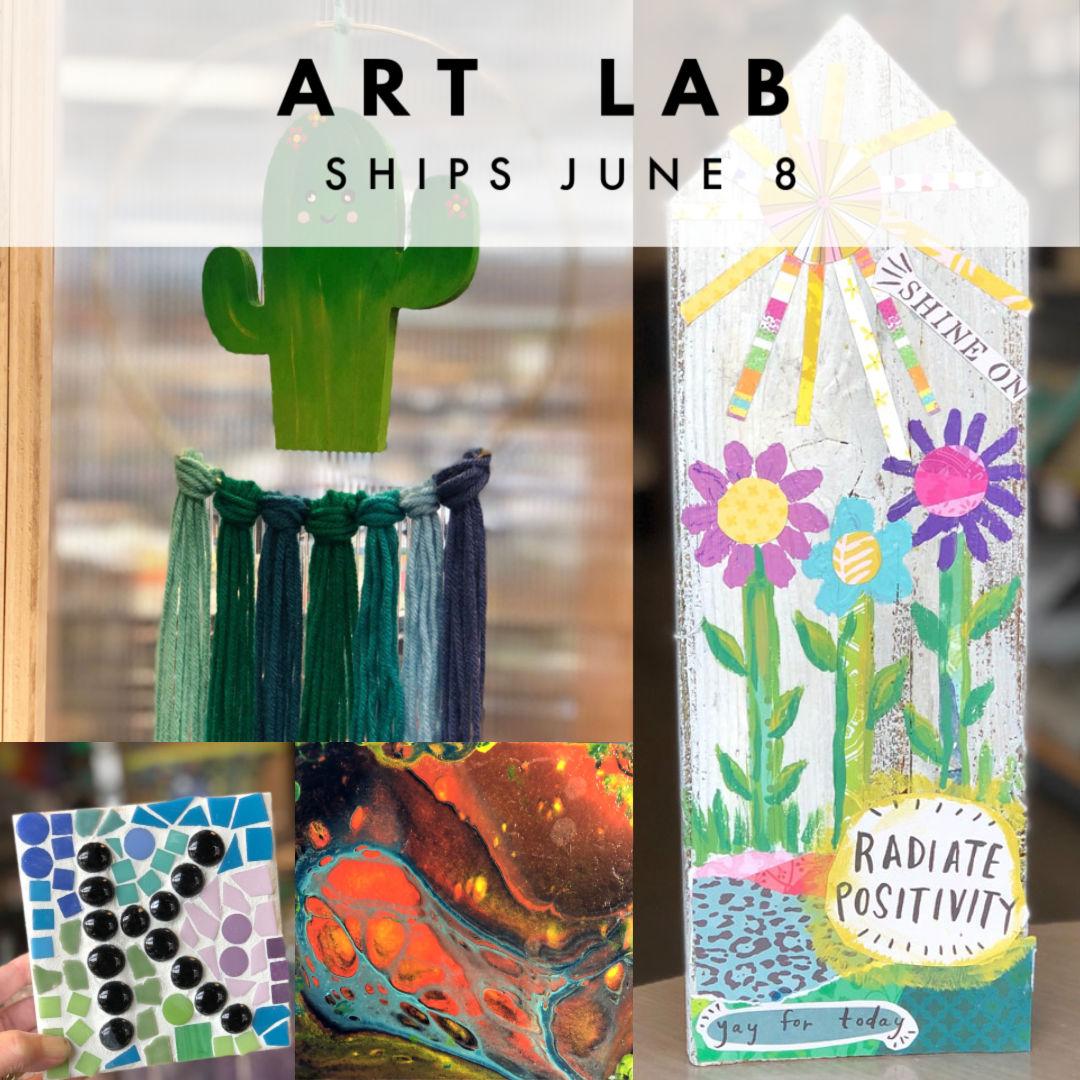 Art Lab Kit