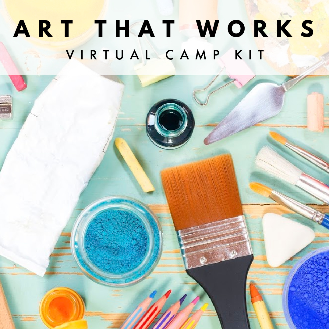 Art Works Camp Kit