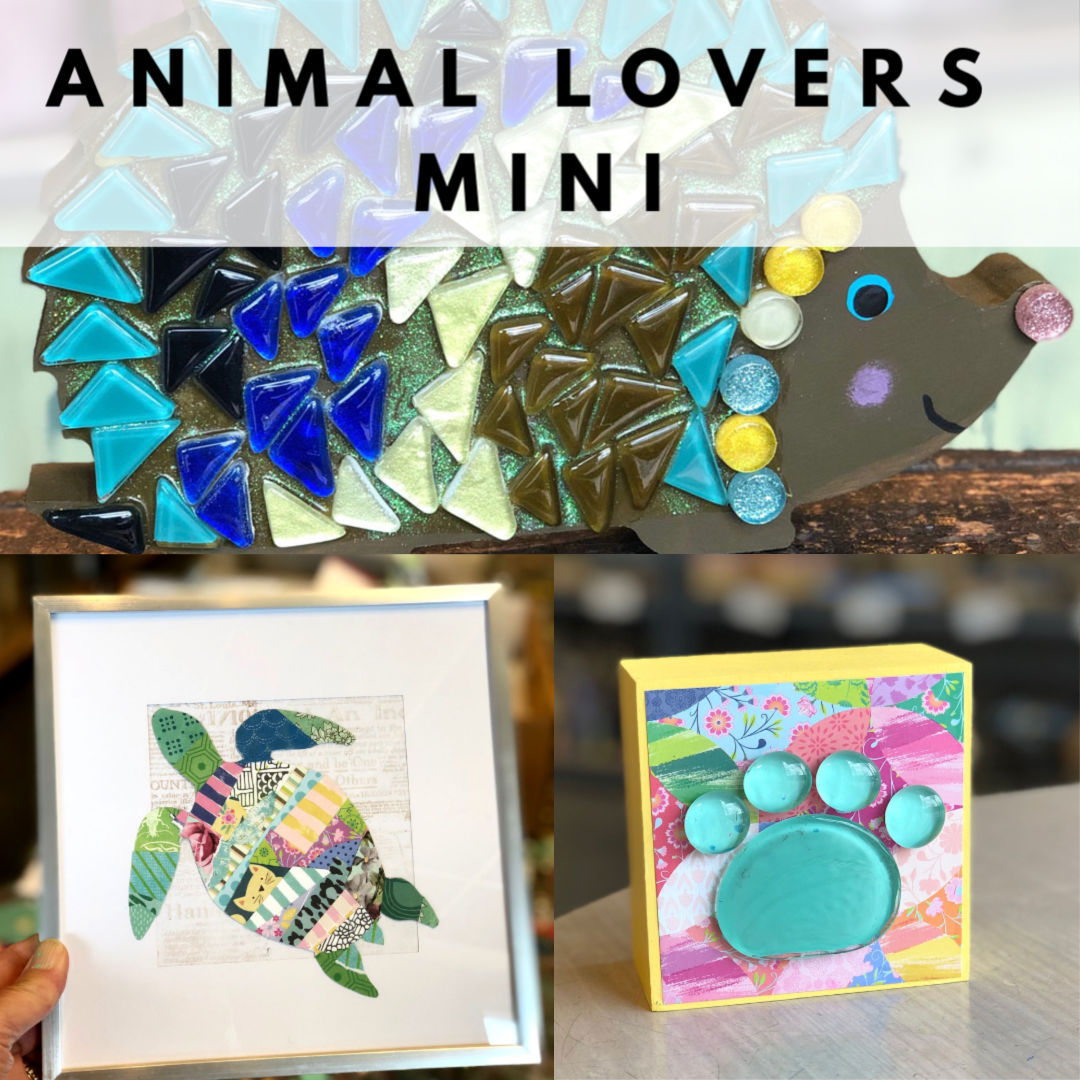 Animal Lovers Mini Kit