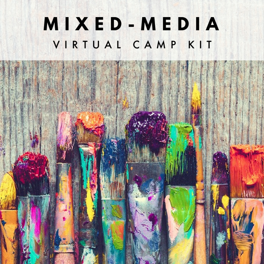 Mixed Media Camp Kit