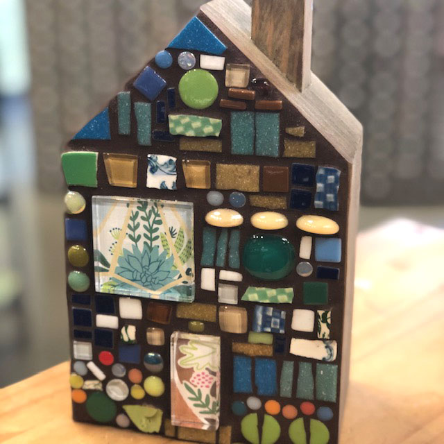 Mosaic House Kit