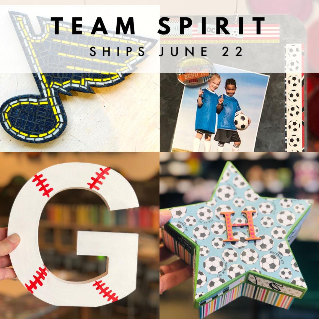 Team Spirit Kit
