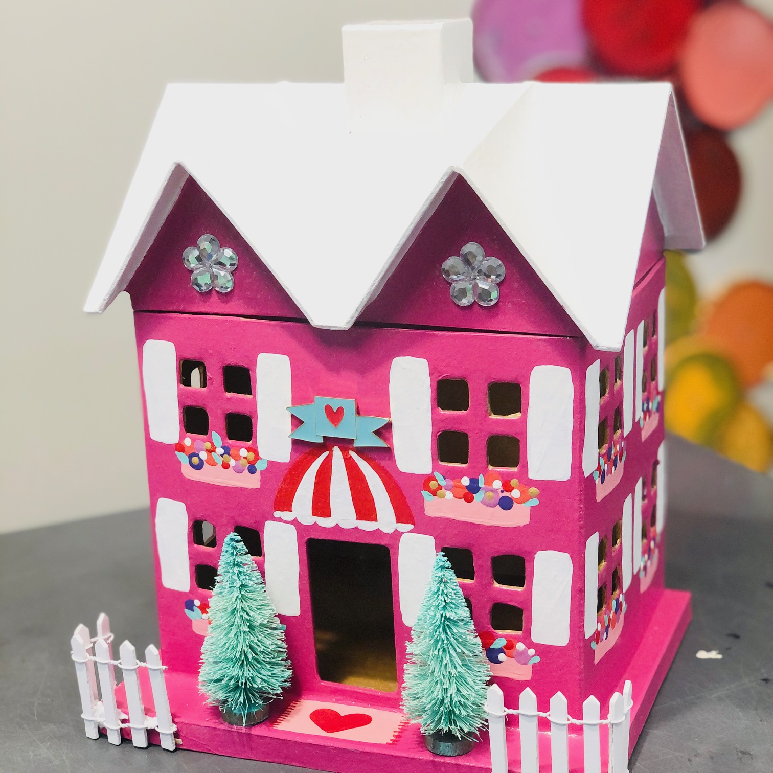 Painted House KIT