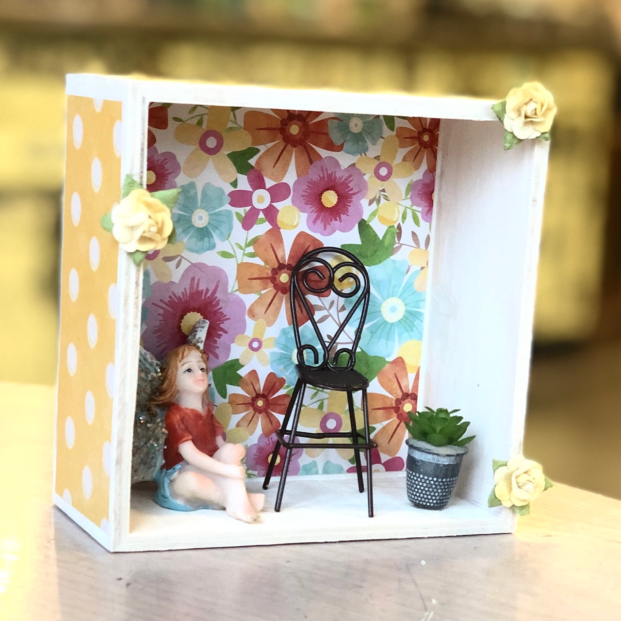 Fairy Shadowbox Kit