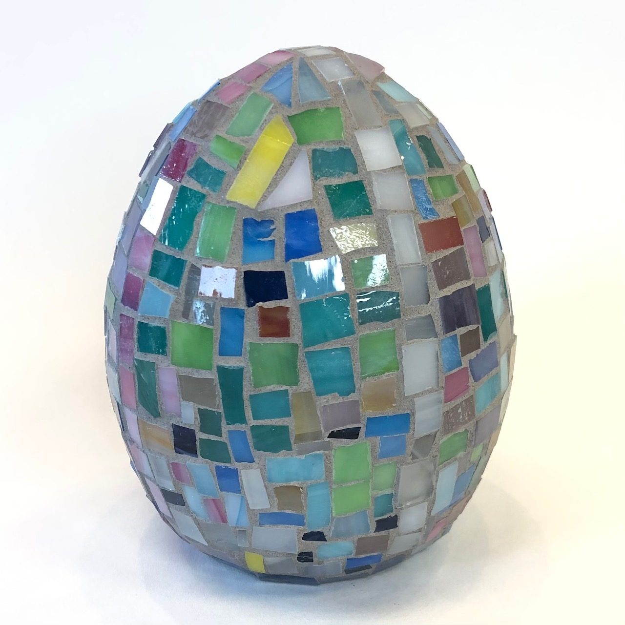 Mosaic Egg Kit