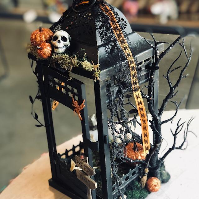 Halloween Lantern DIY Kit By Yucandu